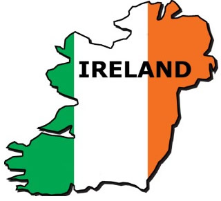 Aterrizar en Irlanda