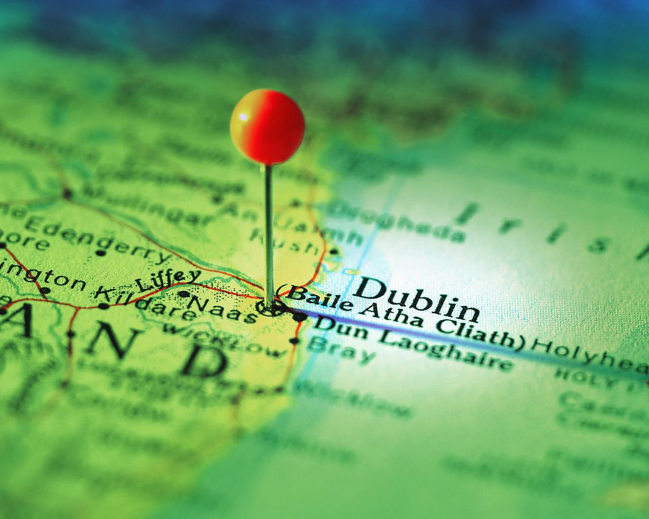 Map Irlanda