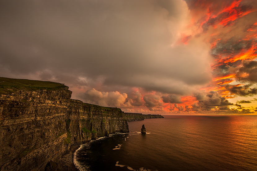 Cliffs of Moher,Co. Clare