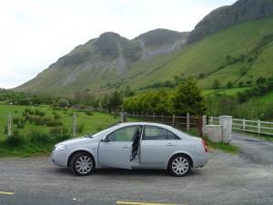 coche irlanda
