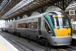 tren irlanda