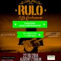 Rulo y la Contrabanda en concierto
