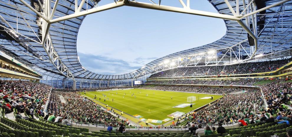 La Eurocopa 2020 ¡en Dublín!