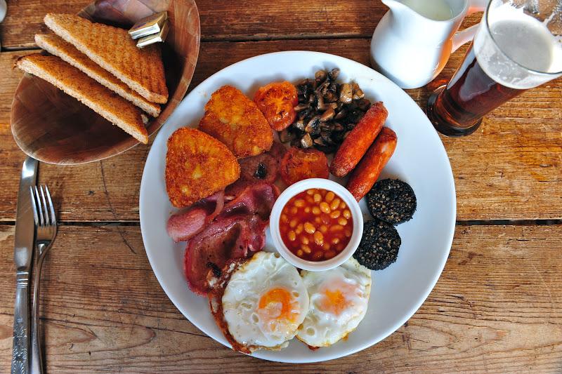 Resultado de imagen de desayuno irlandes