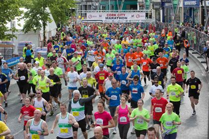 Maratones en Irlanda