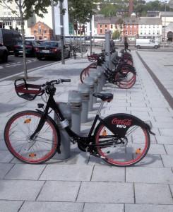 coca cola zero bikes 1