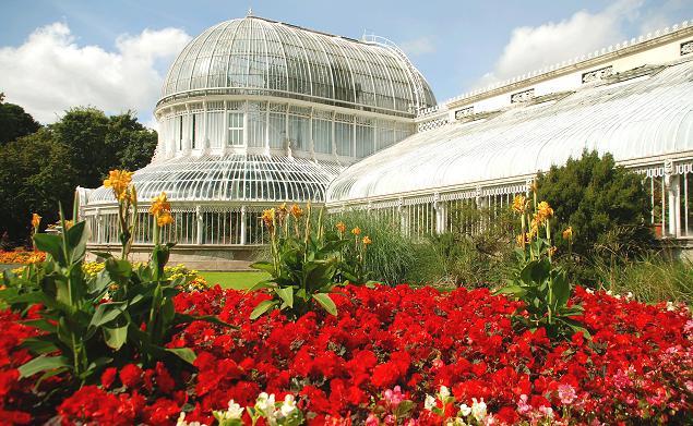 PALM HOUSE & Botanic_Gardens,_Belfast
