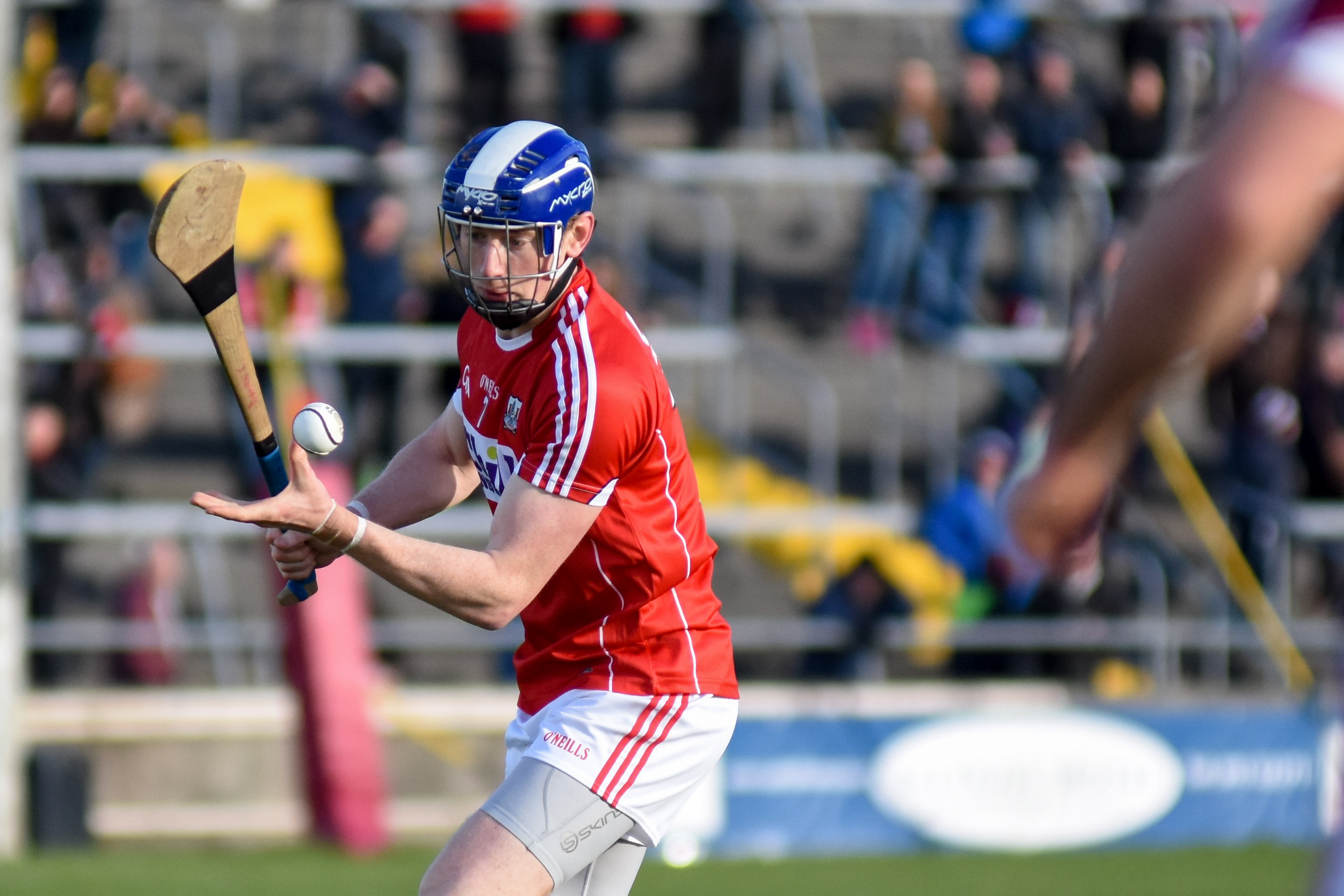 14/02/2016 SPORT: NHL Galway v Cork. Damien Cahalane (Cork). Photo: Sean Ryan | sportsphoto.ie