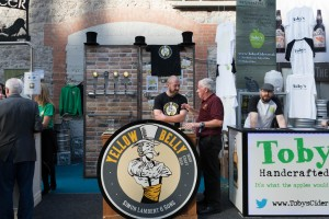 The Great Irish Beer festival