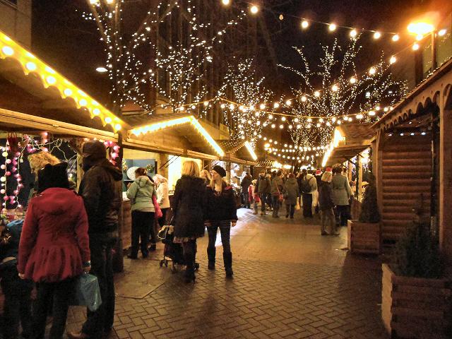 Mercados de Navidad en Irlanda