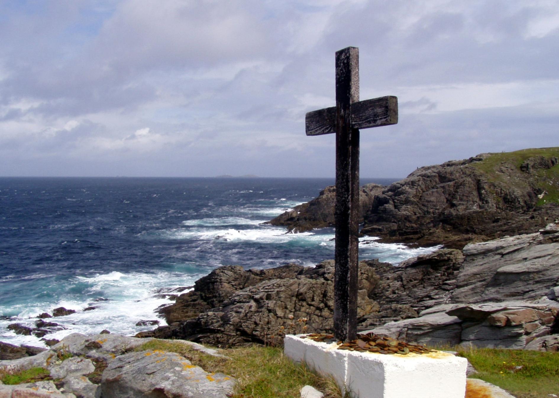 el punto más septentrional de Irlanda