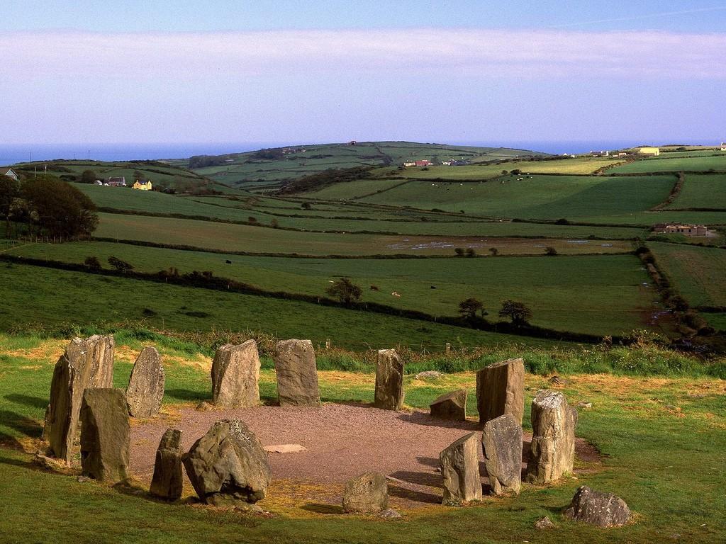 Monumentos Prehistóricos en Irlanda