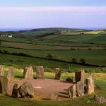 Monumentos prehistóricos en Irllanda