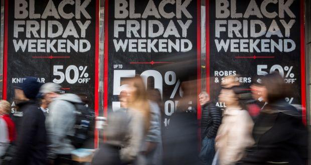 Black Friday en Irlanda