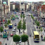 Dublín desde lo alto