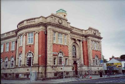 Bibliotecas en Dublín