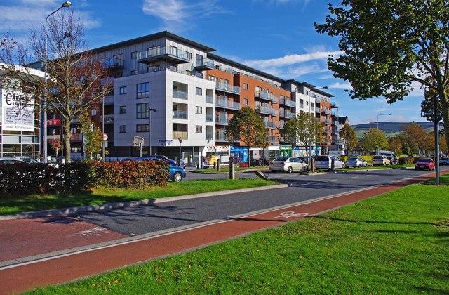 Zonas para vivir en Dublín, Irlanda