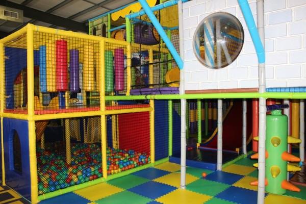 Parques infantiles interiores en Dublín