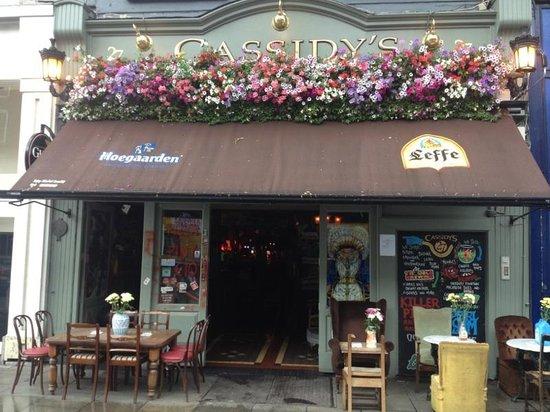 Mejores pintas con juegos de mesa en Dublín.