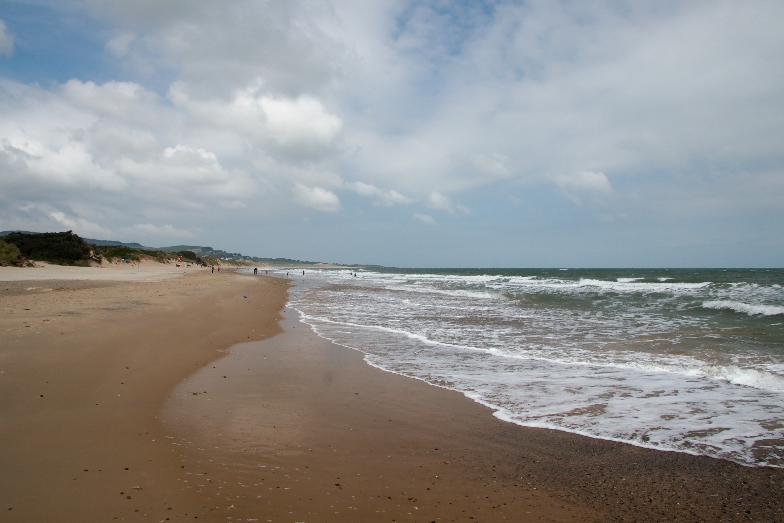 Playa de Brittas Bay - Condado de Wicklow