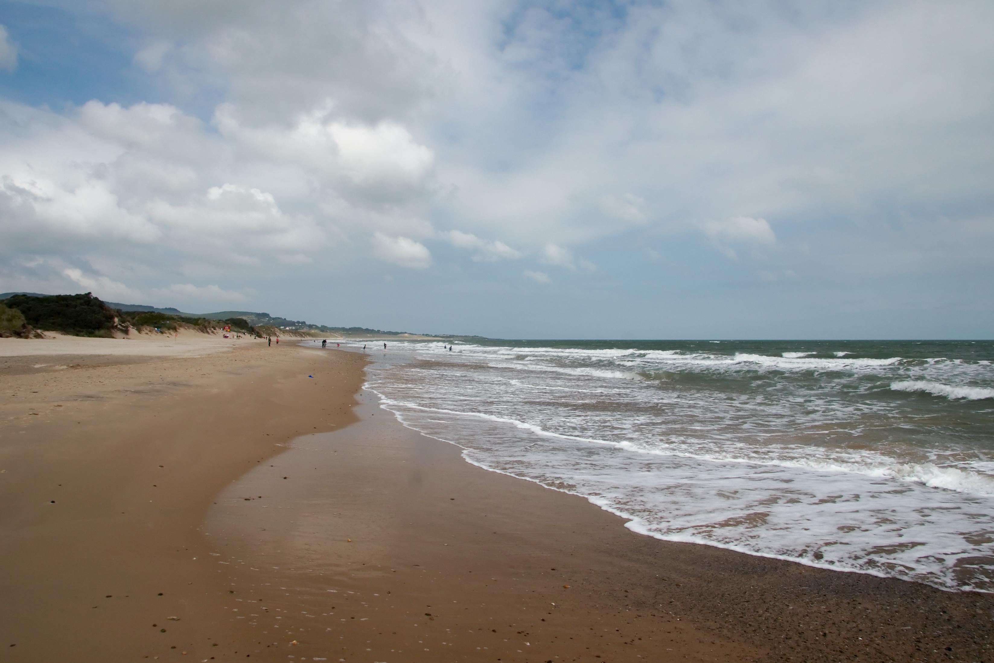 Playa de Brittas Bay - Condado de Wicklow