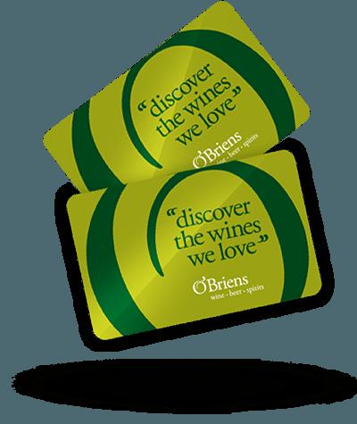 Tarjetas de regalo para regalar en Irlanda