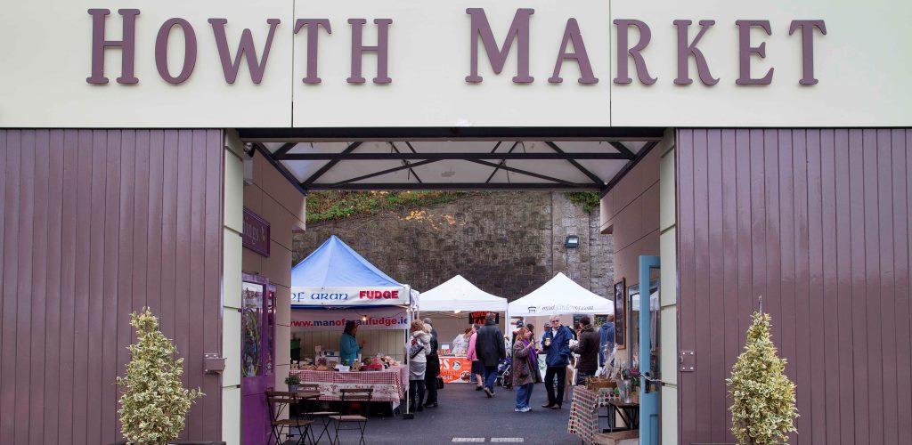 Howth Market, uno de los mejores mercadillos en Dublín