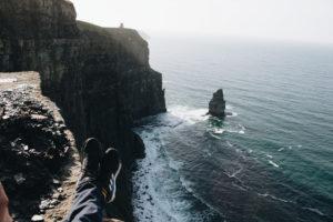 Llegar a los Cliffs of Moher con coche