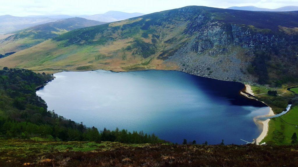 Vikings Camp - Lago Guinness