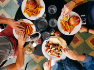 Comer barato en Galway
