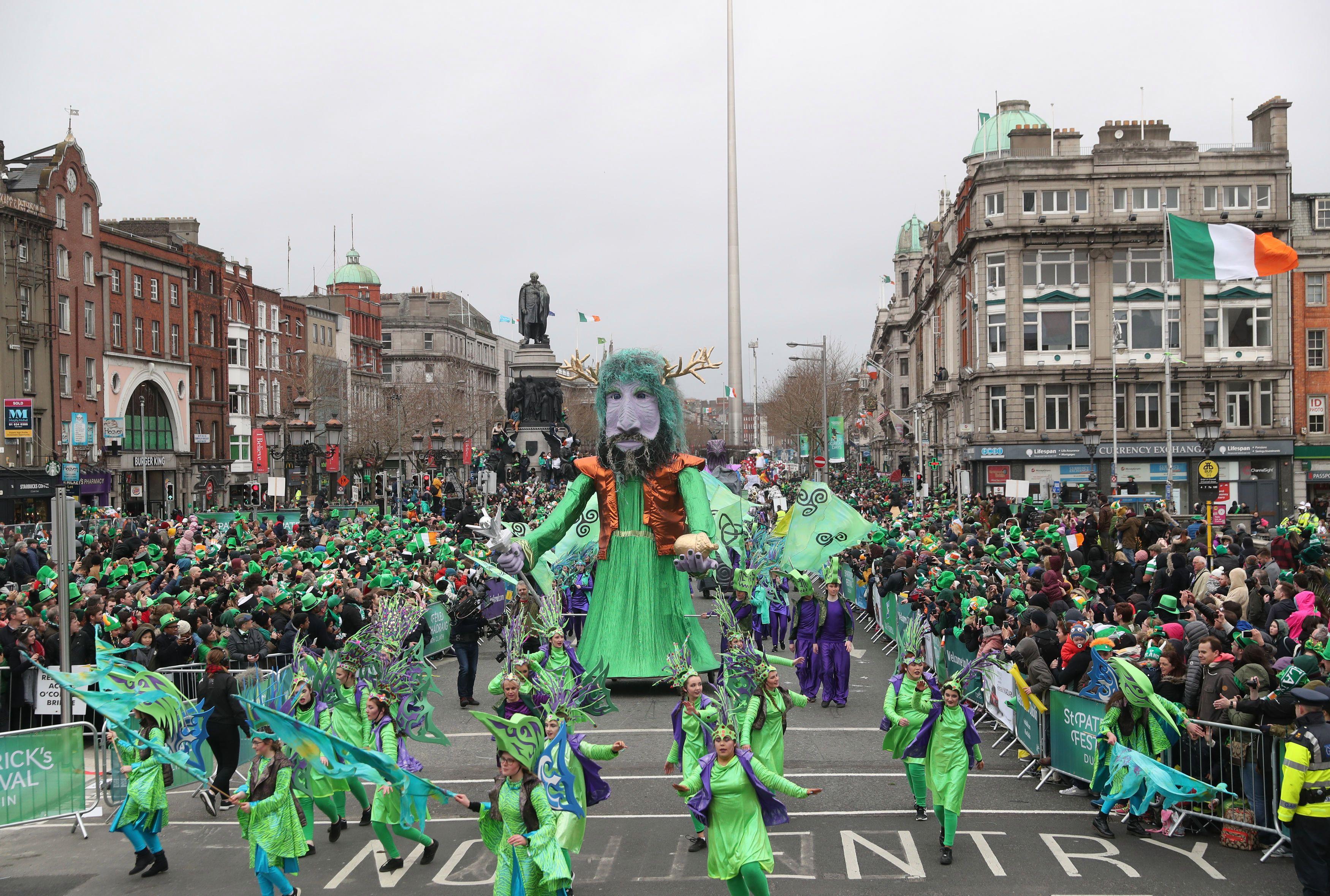 San Patrick en Dublín